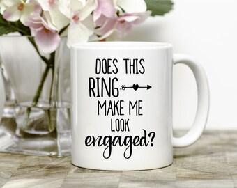Engagment Mug