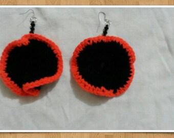 Bold Black and Orange