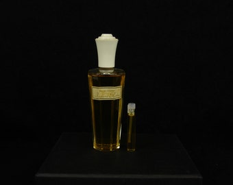 Vintage Rare Niche Old Perfume Sample Madame Rochas Eau De Cologne Decant Glass Vial Or Purse Spray
