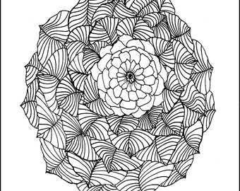 mother earth adult coloring page adult coloring book color