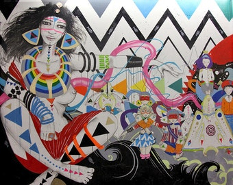 Paris Street Art (20x27)