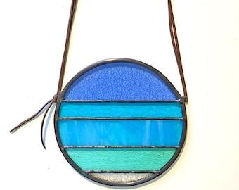 Seasonal Sun (Blue)