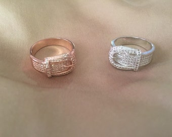 Austrian Crystal rings