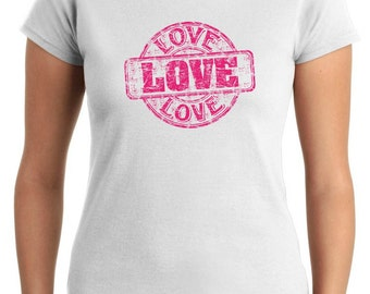 T-shirt Female T0443 Valentine