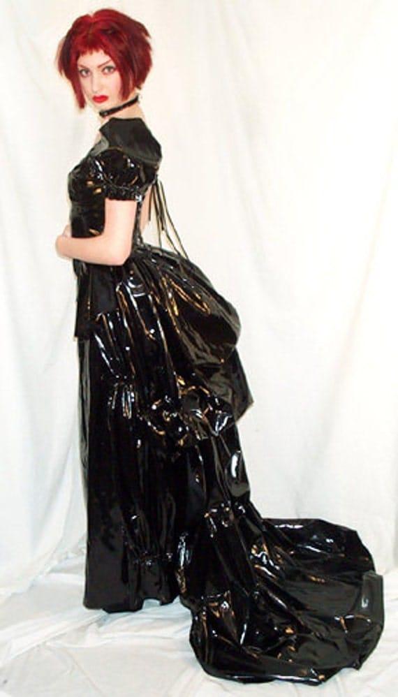 Victorian dress fetish