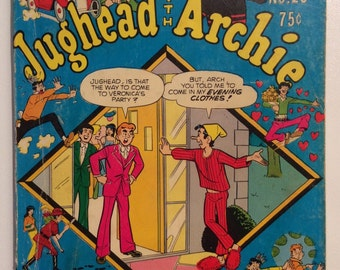 Jughead With Archie Comics Digest In Full Color No. 25 Vintage Comic Book 1978