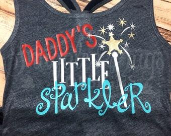 Daddys Little Sparkler