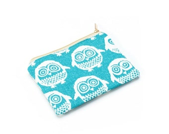 Owl coin purse, small pouch