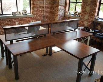 the bastille workstation industrial office design commercial workstation carruca desk office