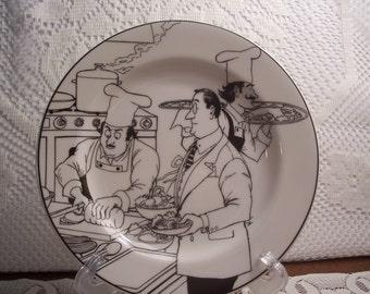 Noritake Epoch Le Restaurant Salad Plate/Unused