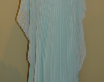Flowing Cool Mint Dress by Changes