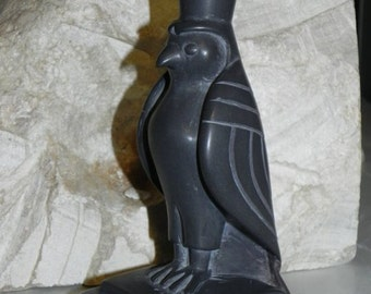 Horus Stone Sculpture