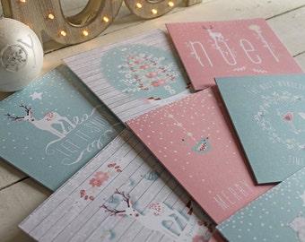 Woodland Wonder Christmas Cards 9 Pack