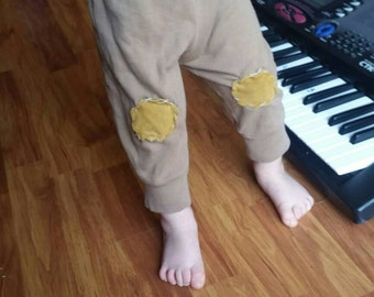 Baby Gnome patchwork pants