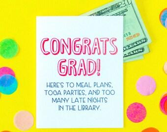 Congrats Grad! Card, Graduation Card