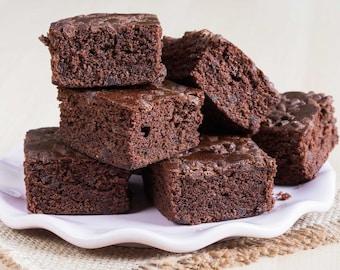 Dangerously Chocolate Brownies