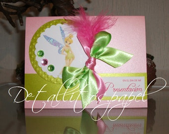 Tinkerbell invitation, Tinkerbell invitations, Tinkerbell birthday invitations