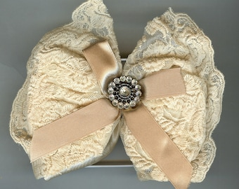Scented Bow Sachet