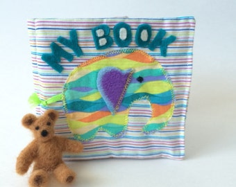 Quiet Book for Babies Girl/Boy/Neutral Themed Christmas gift
