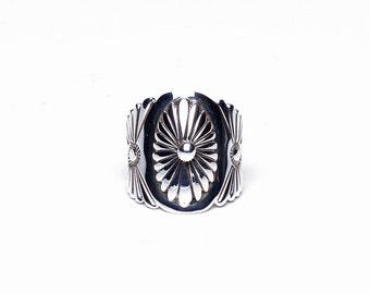 Navajo Henry Yazzie Ring