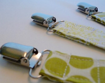 Universal Pacifier Clips (Set of 3)