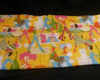 Vintage Fabric- Colorful - Vibrant