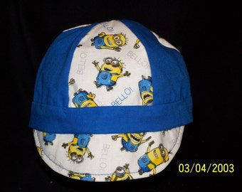 Minnion Charcter (From the Desipcable Me Movie) Baseball Cap for Babies