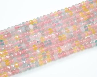 Gorgeous Serenity Rose quartz Jade 6mm