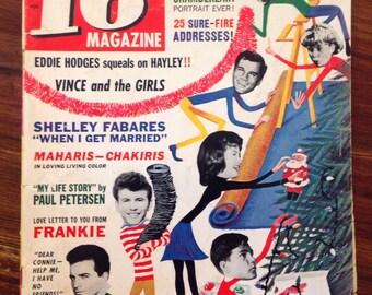 16 Magazine, January 1963