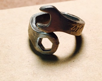 Mechanic wrench ring Etsy