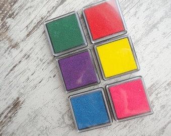 Set of Ink pads 3