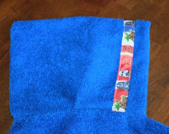 Star Wars Hooded Towel, Blue - For babies, toddlers, preschoolers and beyond!