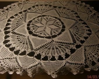tablecloth lace