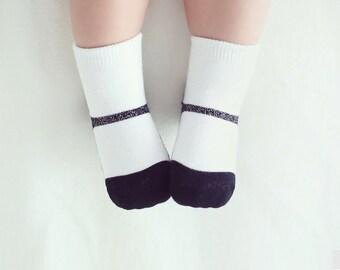 Mary Jane Baby Socks, Cute Baby Socks