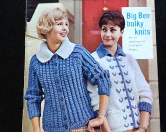 Mar. 1960 Stitchcraft magazine.  Many knitting and sewing projects.
