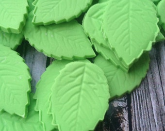 Edible leaves