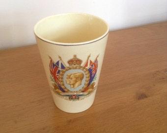 1937 coronation mug George v1