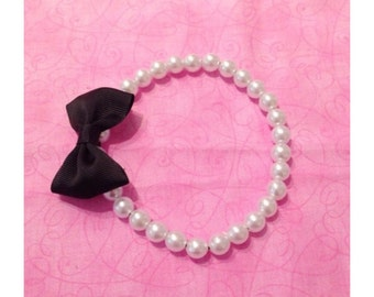 Pearl Necklace (10mm)  XXS-S