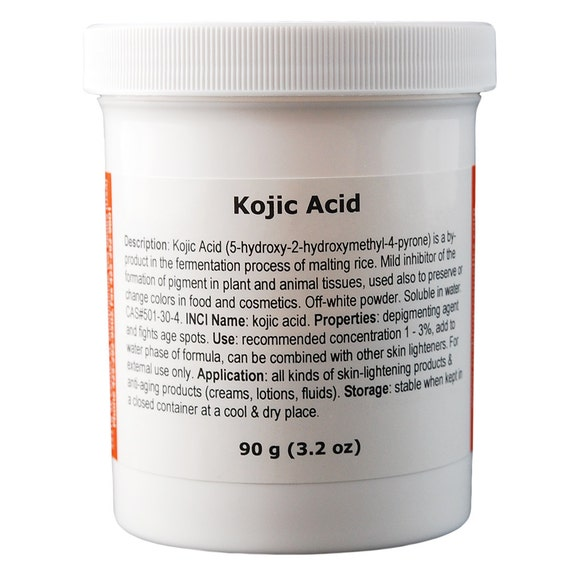 kojic acid thesis Such as peptone, the kojic acid which was obtained from the 49 runs were pooled together and thesis (masters) uncontrolled keywords: biosynthesisa  cytotoxicity  kojic acid  aspergillus niger.