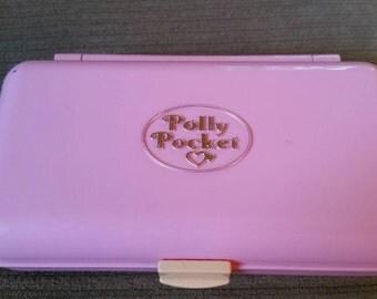 Vintage Polly Pocket Case