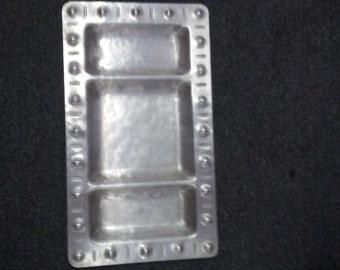 palmer and smith aluminum tray