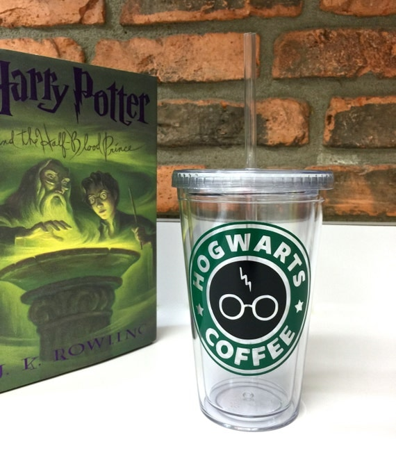 Howarts Coffee Tumbler