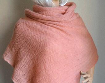 Handmade light shawl