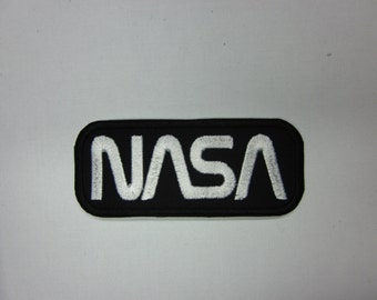 Nasa Iron/sew on Patch