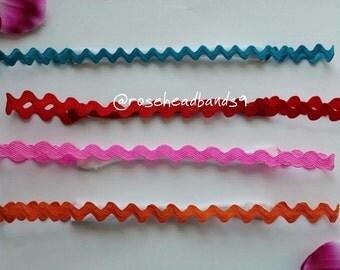 Rick Rack Headband