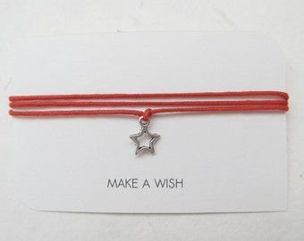 Wish bracelet, make a wish bracelet, friendship bracelet