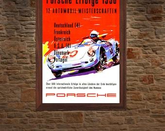Porsche 550 Erfolge 1956