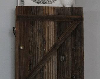 Bathroom Cabinet, Reclaimed Wood Cabinet, Reclaimed Wood Shelf,Pallet Wood Furniture, Rustic Cabinet, Wall Cabinet,Farmhouse Cabinet,Cabinet