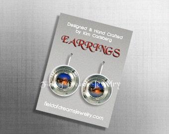 VINTAGE CAMERA LENS Earrings Leica Lens Earrings Camera Earrings Gift for Photographer Photography Not Actual Lenses Antique Camera Earrings