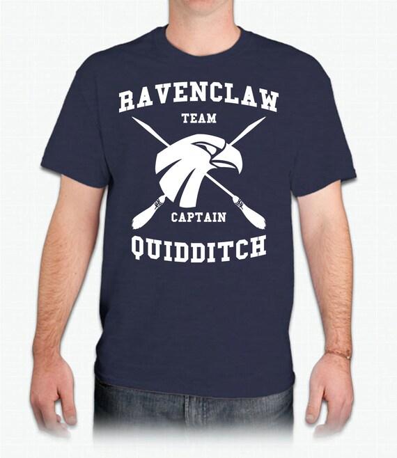 Harry Potter T-Shirt Ravenclaw Quidditch T-Shirt Ravenclaw